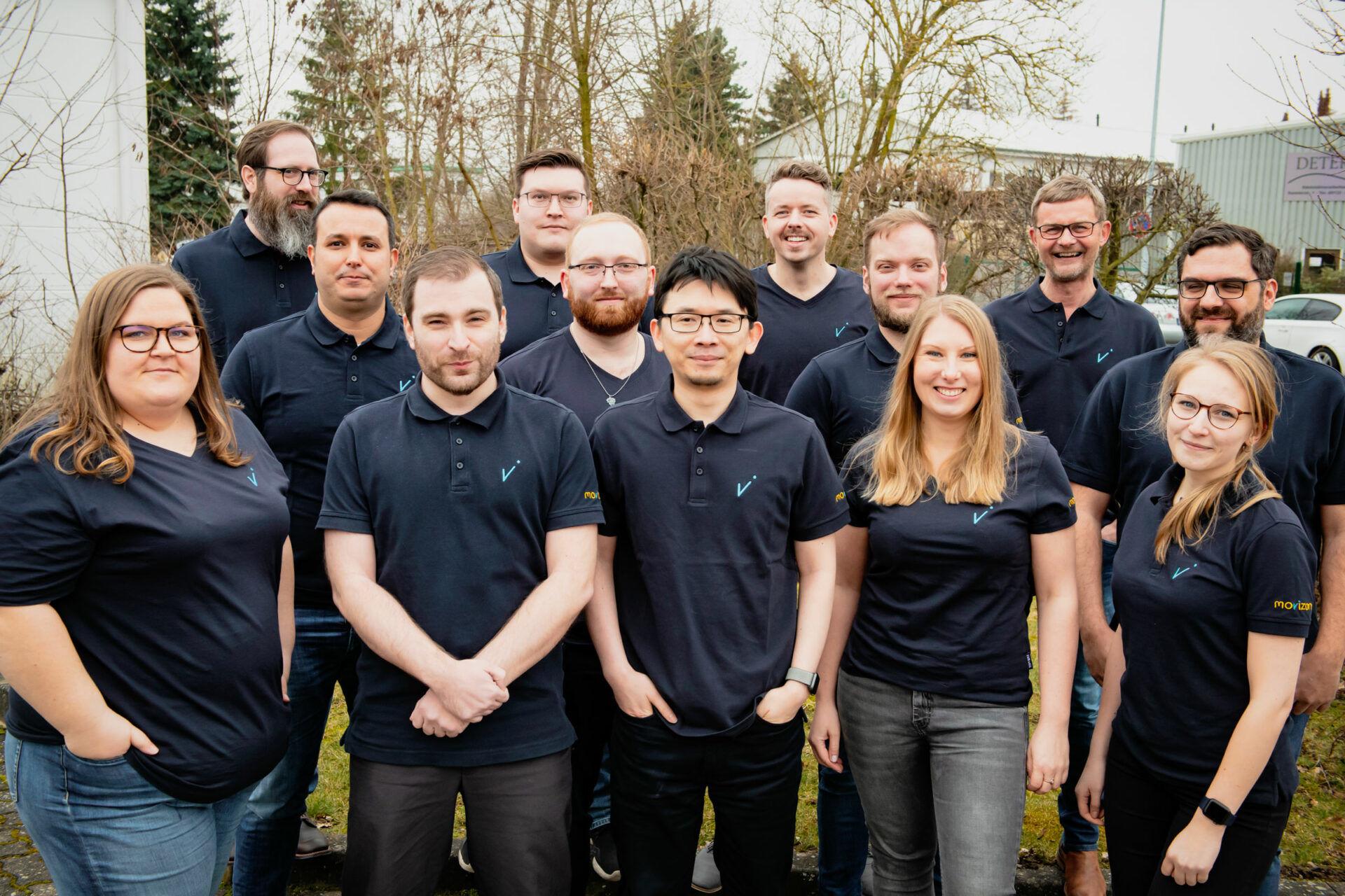Movizon Teamfoto