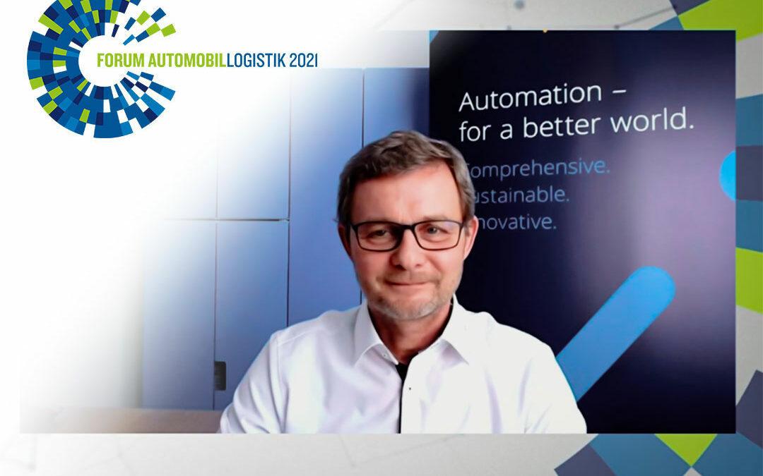 Logistik automatisieren – zukunftssicher beschleunigen