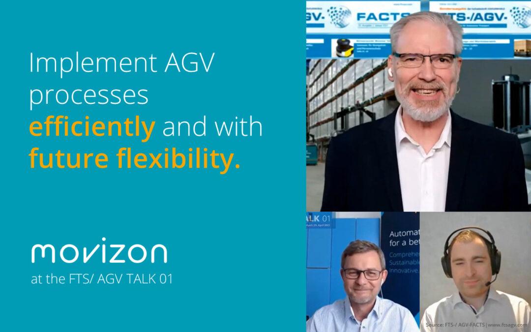 movizon at the FTS / AGV TALK 01